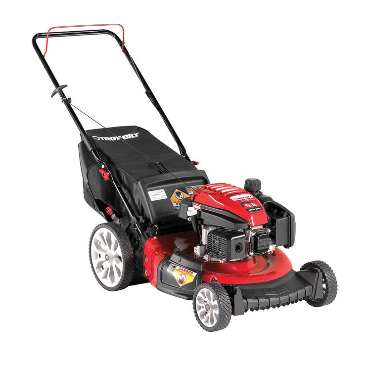 TB120  Troy-Bilt Push Lawn Mower