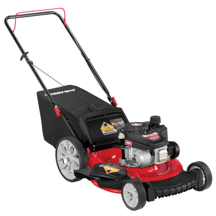 TB125  Troy-Bilt Push Lawn Mower