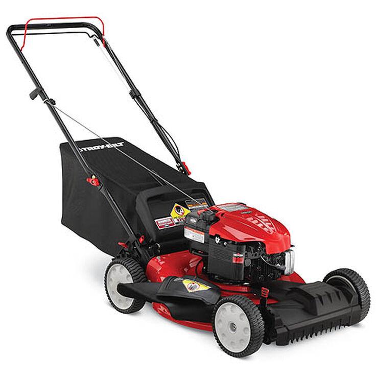 TB210  Troy-Bilt Self-Propelled Lawn Mower