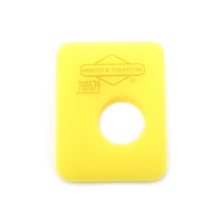 Briggs and Stratton Part Number 799579. Air Filter