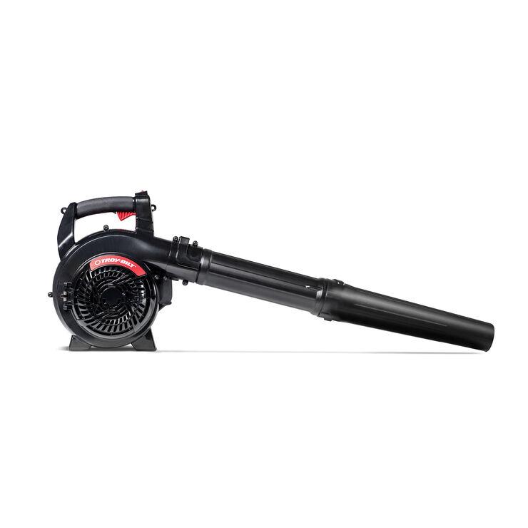 TB272V 27cc, 2-Cycle Full-Crank Engine Gas Leaf Blower/Vac