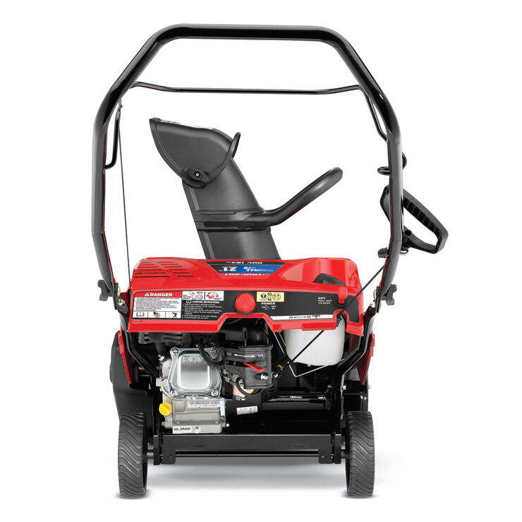Squall 210E   Troy-Bilt Snow Blower