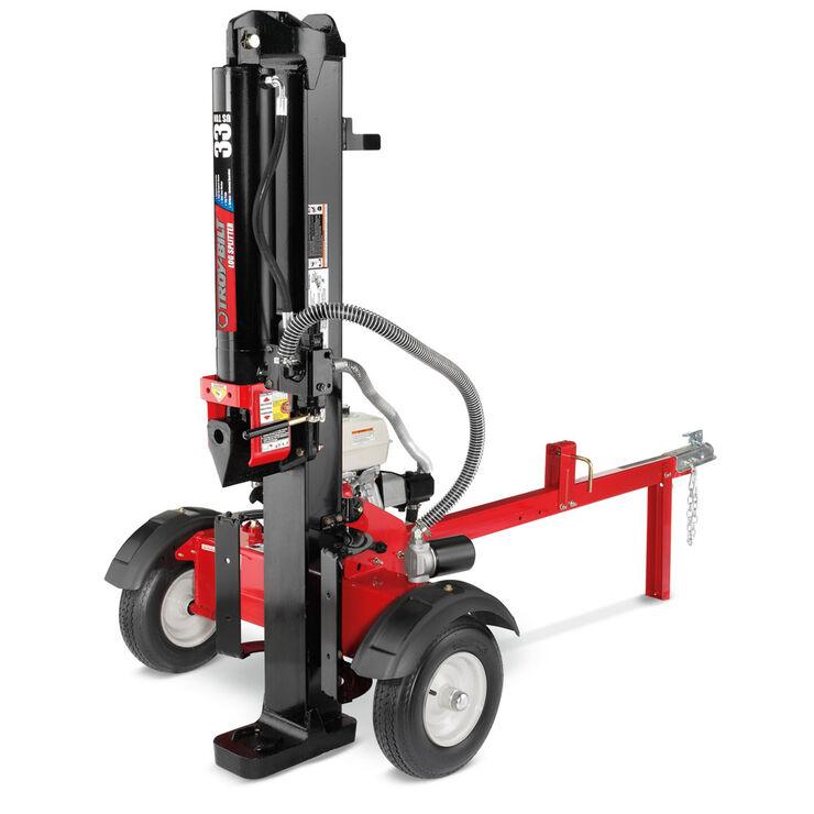 Troy-Bilt Log Splitter Model 24BL597D711