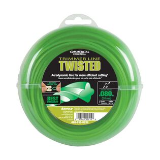 """.080"""" Twisted Trimmer Line"""