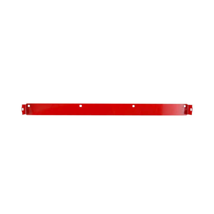 "30"" Shave Plate (Red)"