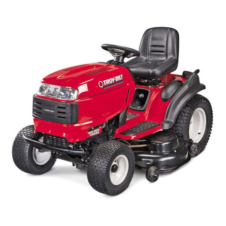 Big Red Horse Troy-Bilt Garden Tractor