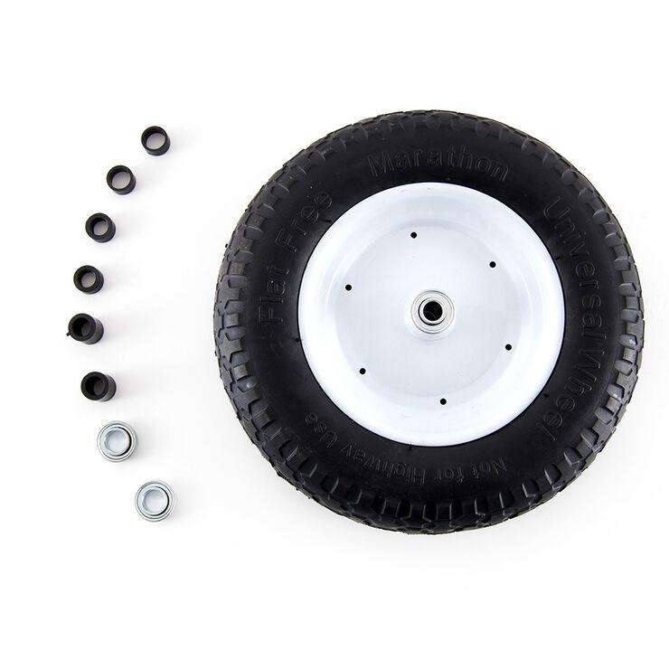Wheel-Barrow-Foam