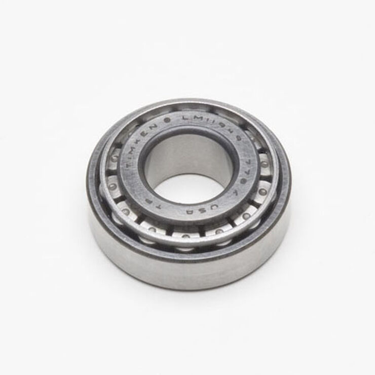 Tapered Roller Bearing with Race 3/4""
