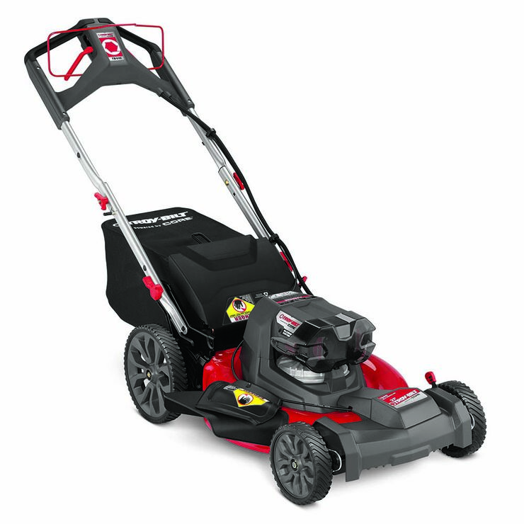 Troy-Bilt Electric Mower Model 18DGB2C7766