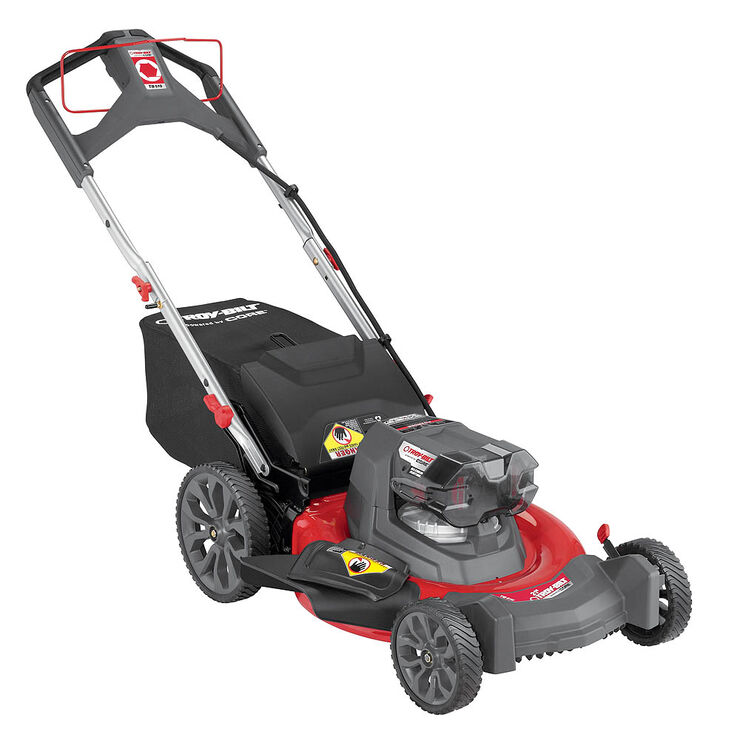 Troy-Bilt Electric Mower Model 18AEB9C7766