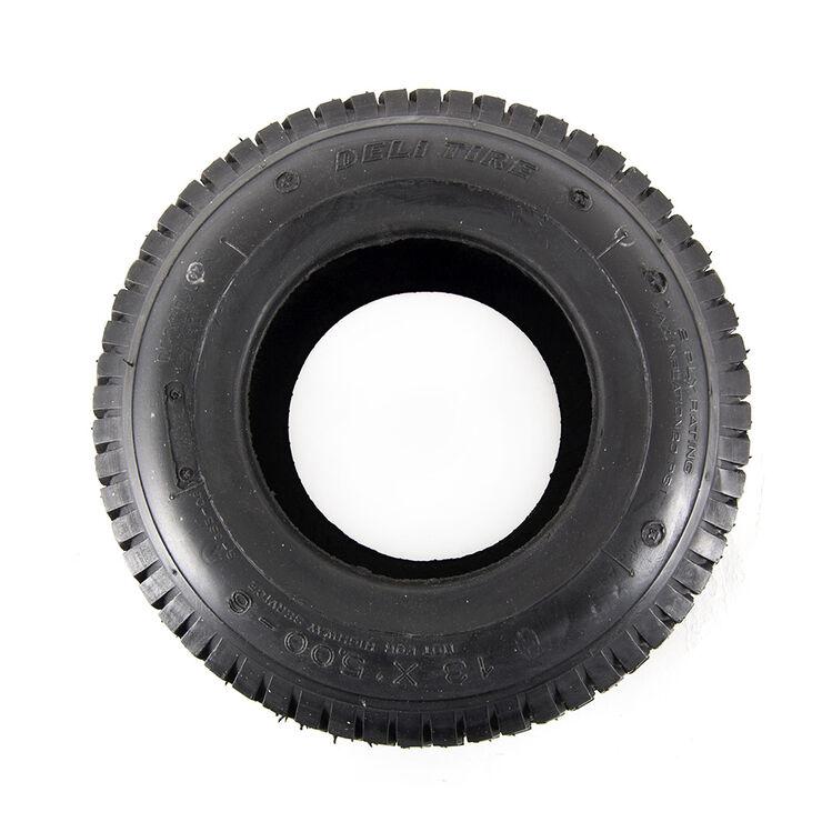 Tire-13 x 5.0 x 6 Pneum Deli