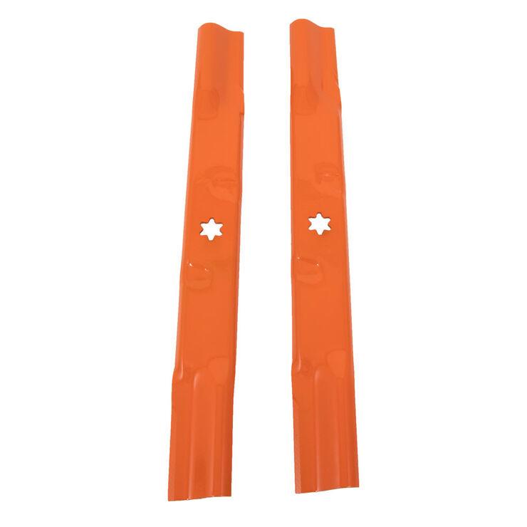 Sand Blade Set for 42-inch Cutting Decks