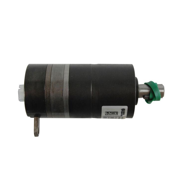 Hyd-Machined Motor