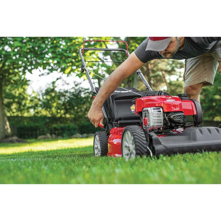 TB200 Self-Propelled Lawn Mower