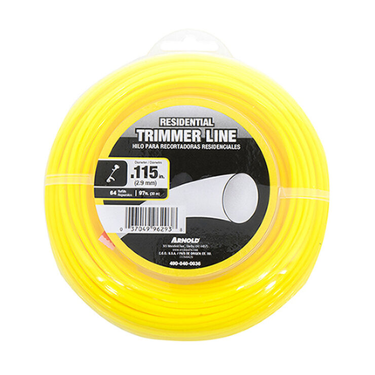 "0.115"" Residential Trimmer Line"
