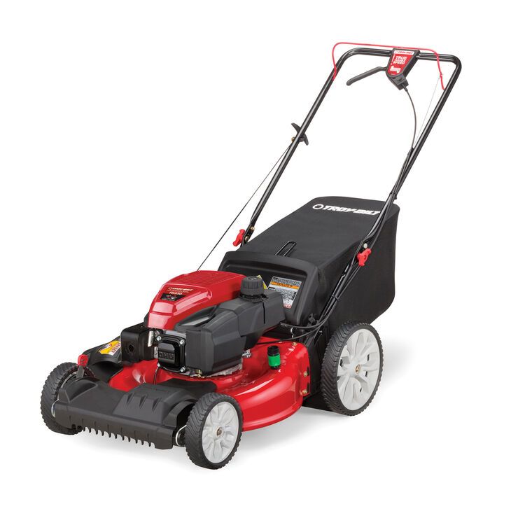 TB230 Troy-Bilt High Wheel Self-Propelled Mower
