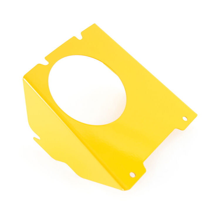 Console Cover (LH) (Cub Cadet Yellow)