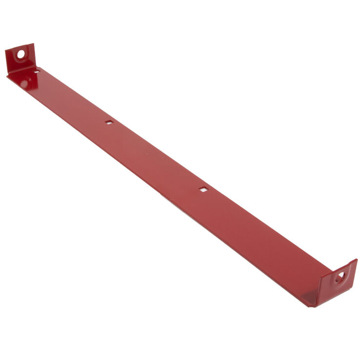 "26"" Shave Plate (Red Metallic)"