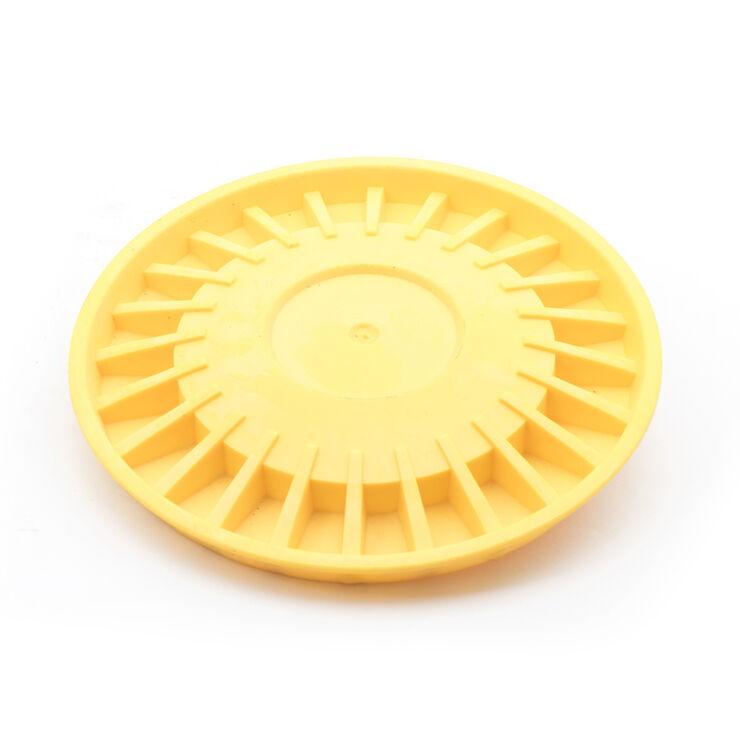 Hubcap Yellow