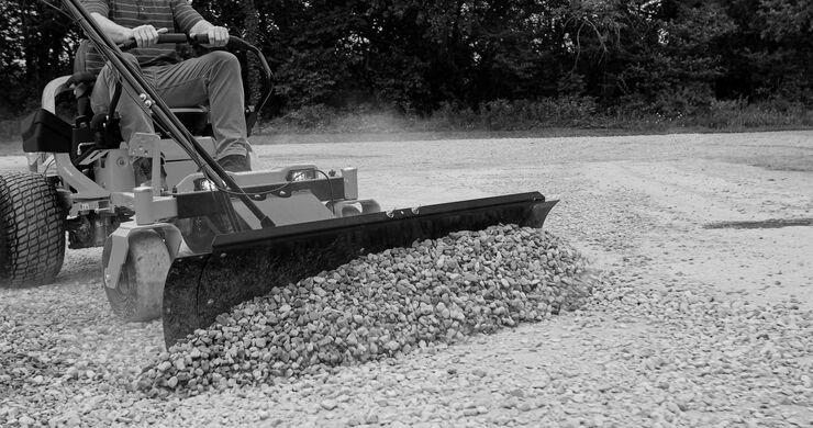 52-inch All-Season Plow Blade Attachment