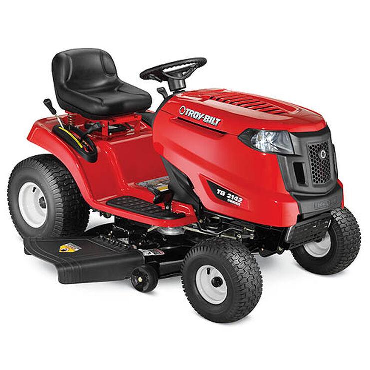 TB2142  Troy-Bilt Riding Lawn Mower