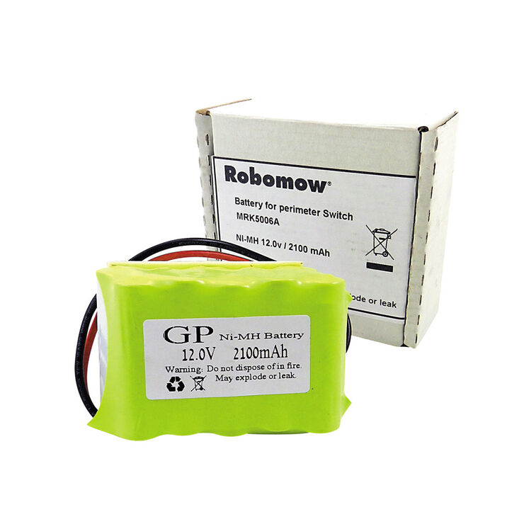 Battery Pack for Perimeter Switch