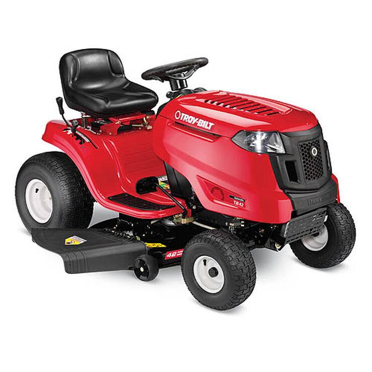 TB42  Troy-Bilt Riding Lawn Mower