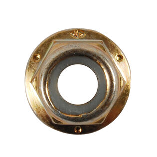 Hex Flange Lock Nut, 5/16-18