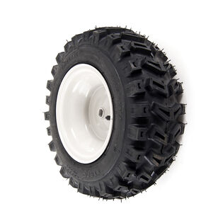 RH Wheel Assembly, 16 x 6.5 x 8 X-Track