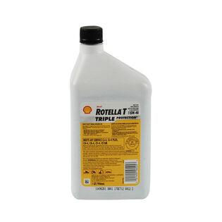 SAE 15W-40 Rotella Oil - 32 oz