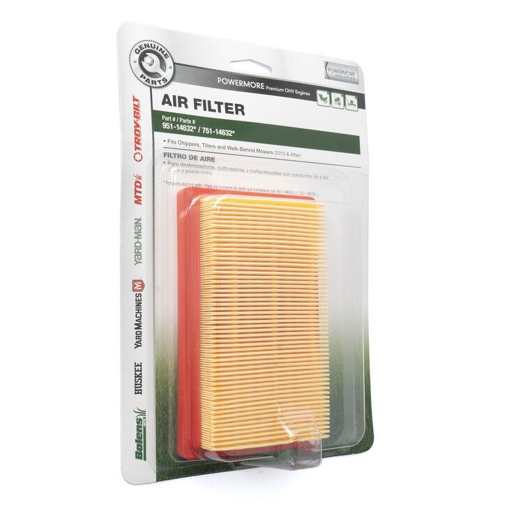 AIR FILTER PANEL (751-14632)