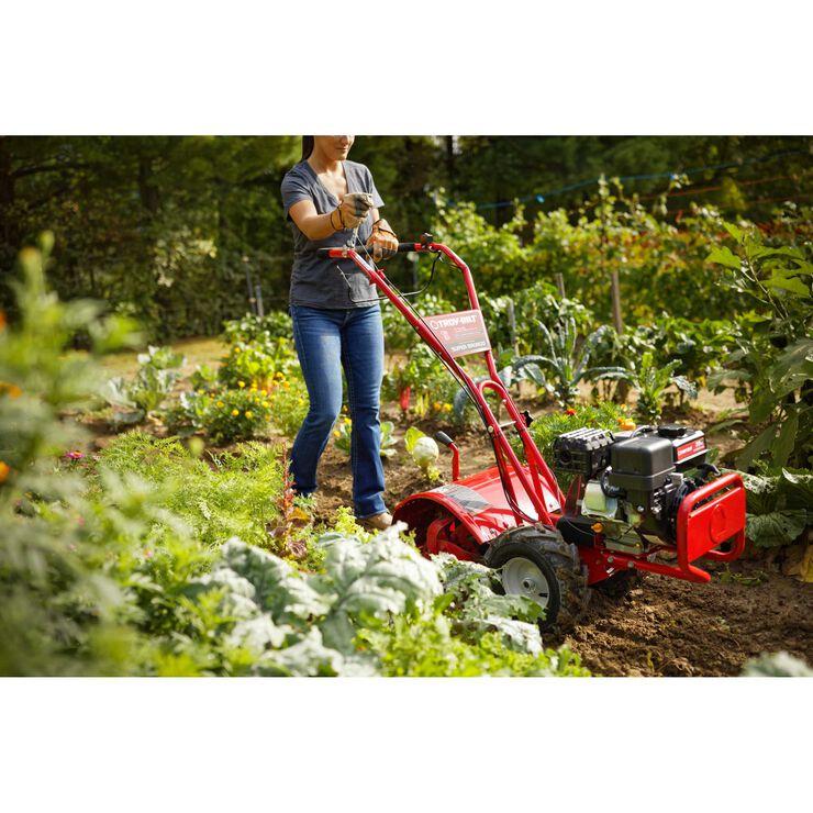 Super Bronco CRT Garden Tiller
