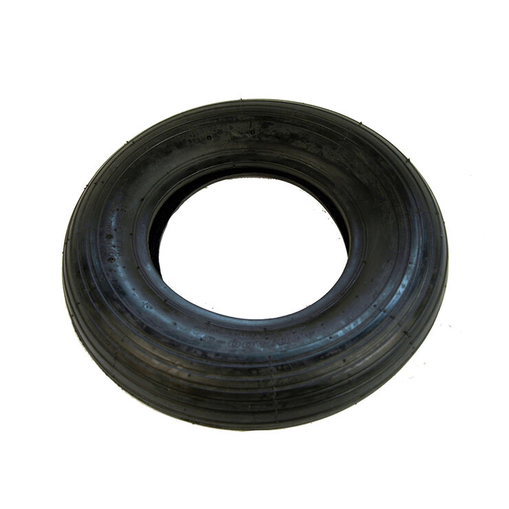"Tire-480/400 x 8"" - Ribbed Thread"