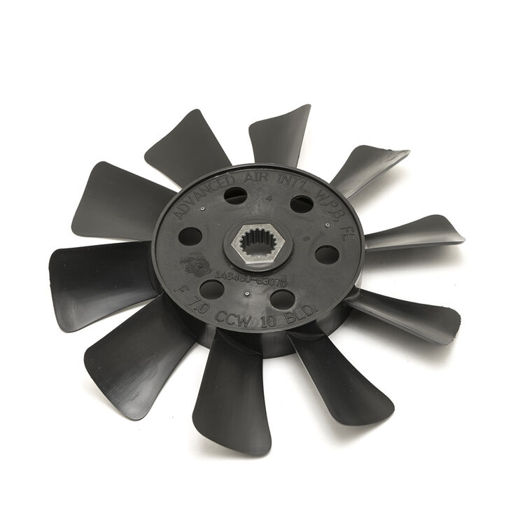 Hydro Fan Blk