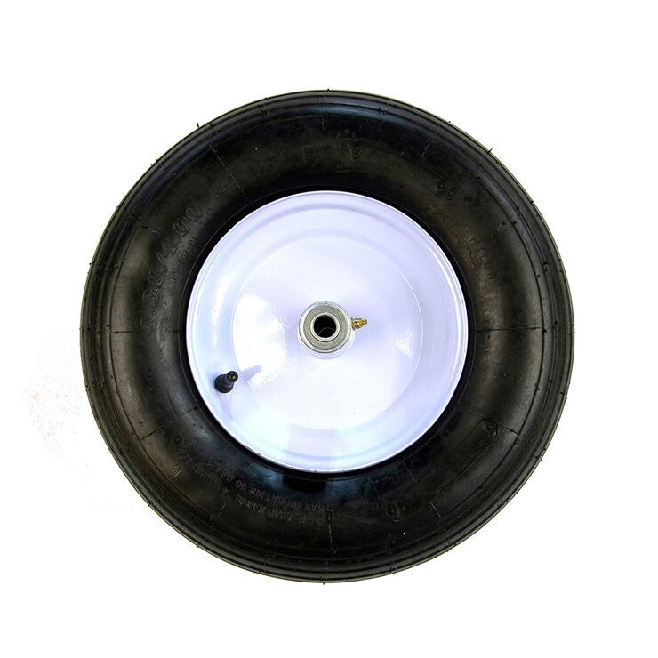 """Wheel-8"""" Wheelbarrow Wheel 2 Ply -Ribbed"""