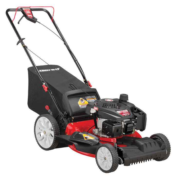 TB220  Troy-Bilt Self-Propelled Lawn Mower