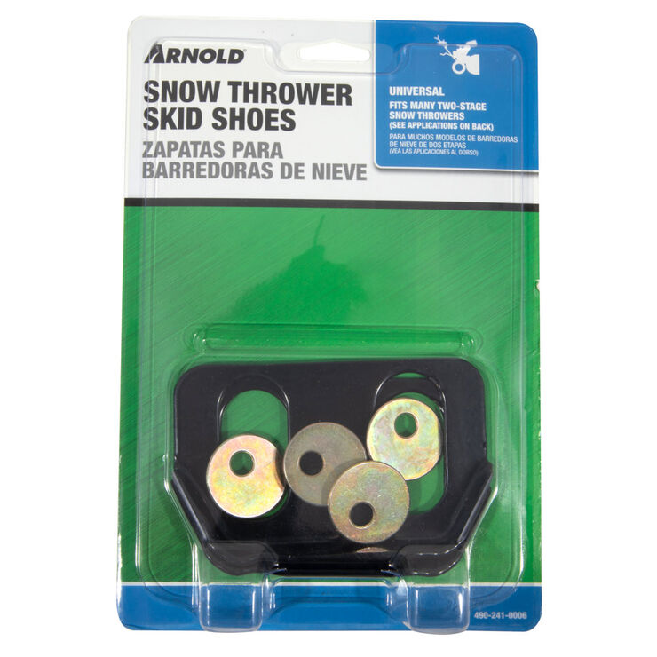 Universal Steel Skid Shoes