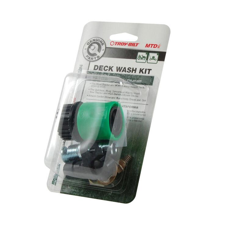 Deck Wash Kit