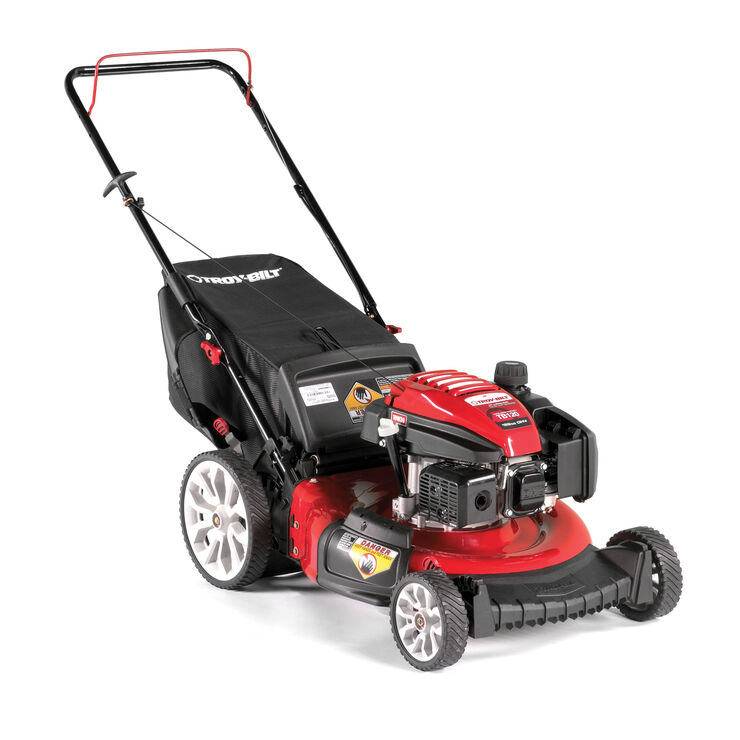 TB120, TB120 Troy-Bilt High Wheel Push Lawn Mower