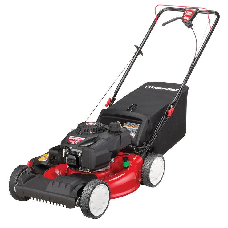TB220  Troy-Bilt Self-Propelled Lawn Mower