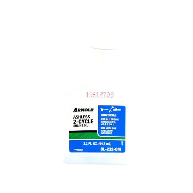 2-Cycle Engine Oil - 3.2 oz