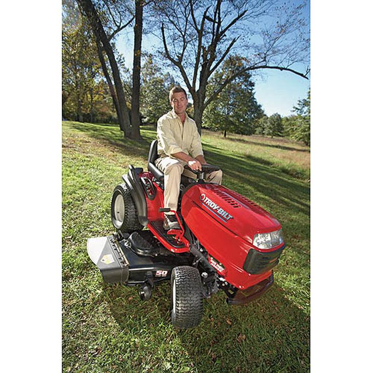 Big Red Horse Troy-Bilt Garden Tractor