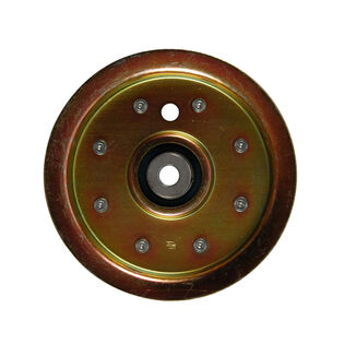 """Flat Idler Pulley - 4.88"""" Dia."""
