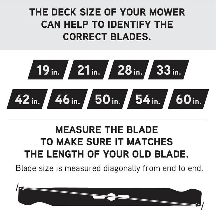 42 CM AL-KO mower blade 410B 410BR 42B 42BR 430B 430BR Easy-Mow 4210H 463719
