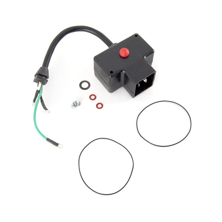 Plug Kit 120V E-Start (Big Block)