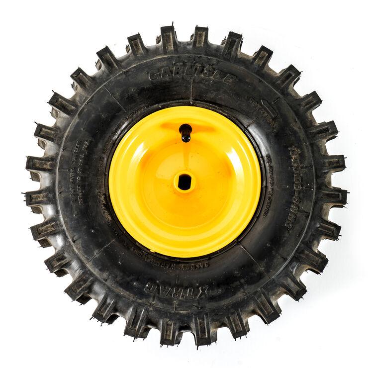 Wheel Assembly (15 x 5 x 6) (LH) (Craftsman Red-Carlisle)