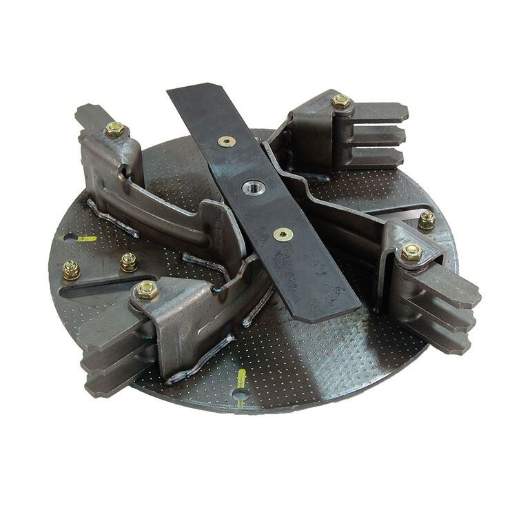 Chipper-Shredder Impeller