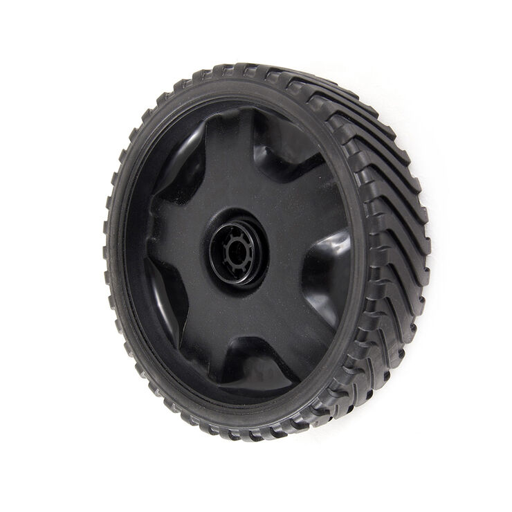 Wheel Assembly, 8 x 2 - Black