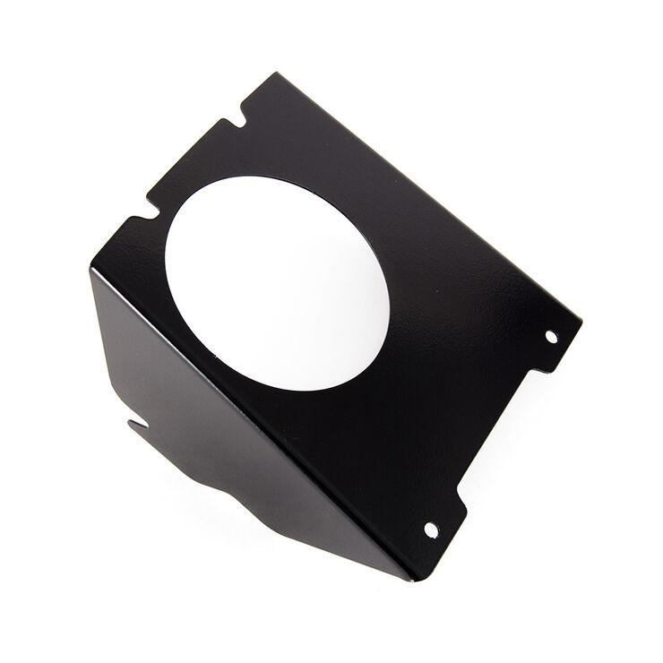 Console Cover (LH) (Powder Black)