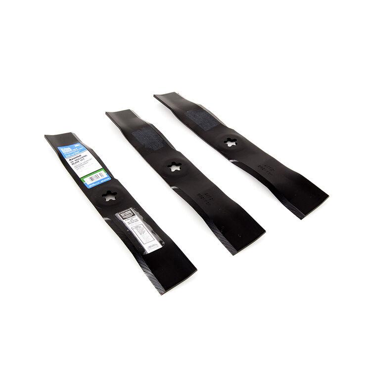 AYP Mulching Blade Set for 48-inch Cutting Decks